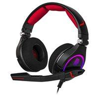 Thermaltake Tt eSPORTS Cronos RGB 7.1 Surround Sound Gaming Headset - Black