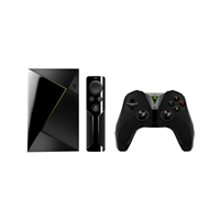 NVIDIA SHIELD TV Streaming Media Player w/ Controller and Remote