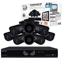 Night Owl DVR & Security Kit