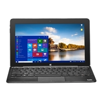 "BIT W11046APB 11.6"" 2-in-1 Laptop Computer - Black"