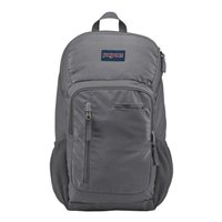 "Jansport Impulse Laptop Backpack Fits up to 17"" - Shady Gray/Triangle Dobby"