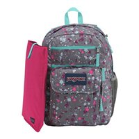 Jansport Digital Student Laptop Backpack fits up to 15""