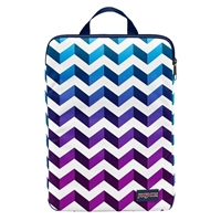 "Jansport 15"" Laptop Sleeve - Shadow Chevron"
