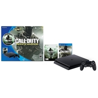 Sony PlayStation 4 Slim 500GB System with Call of Duty: Infinite Warfare
