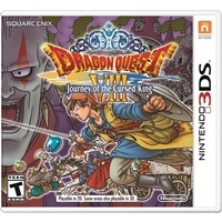 Nintendo Dragon Quest VIII (3DS)