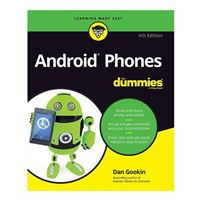 Wiley Android Phones For Dummies, 4th Edition