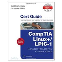 Pearson/Macmillan Books COMPTIA LINUX+ LPIC-1