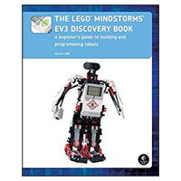 No Starch Press LEGO Mindstorms EV3 Discovery Book