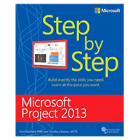 Microsoft Press Microsoft Project 2013 Step by Step, 1st Edition