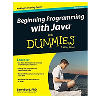 Wiley Beginning Programming with Java for Dummies, 4th Edition