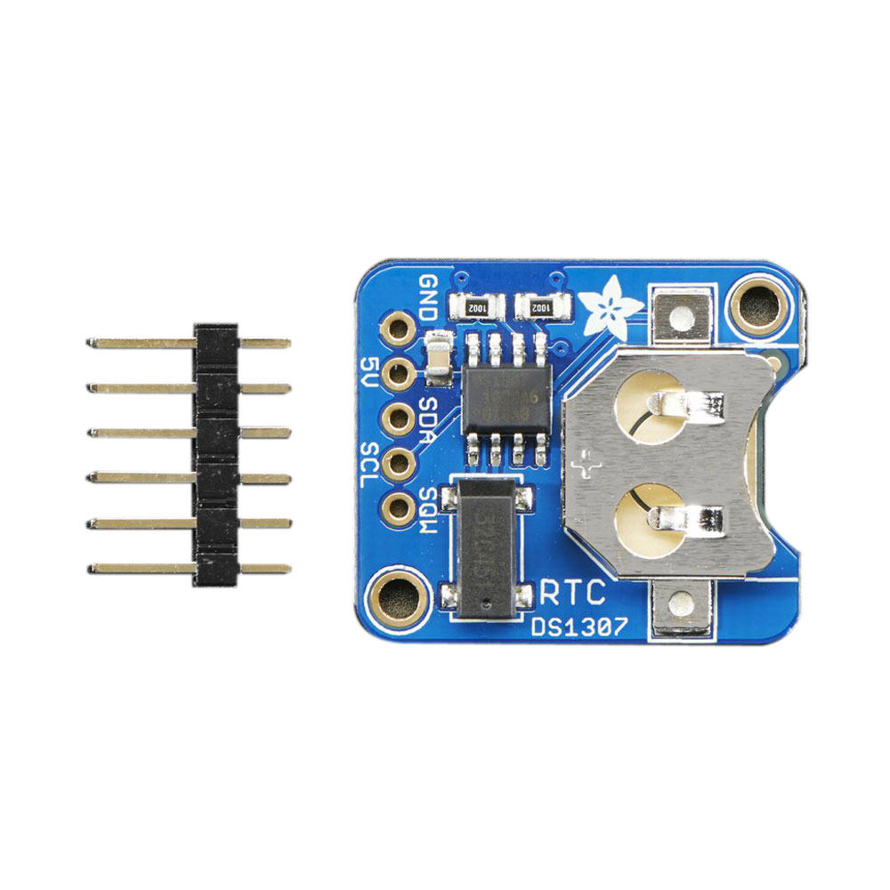 Adafruit Industries Ds1307 Real Time Clock Micro Center Digital Using Pic Microcontroller And Rtc