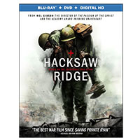 Summit Hacksaw Ridge Blu-Ray