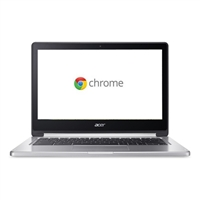 "Acer R13 CB5-312T-K40U with Touch 13.3"" Chromebook - Sparkly Silver"