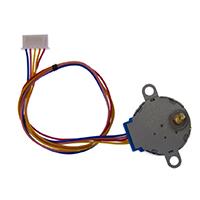 Solarbotics 16:1 Stepper Gearmotor