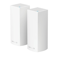 Linksys VELOP Whole Home Mesh Wi-Fi System - 2 Pack
