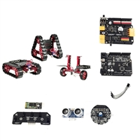 Leo Sales Ltd. Robotics Functional Kit