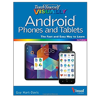 Wiley Teach Yourself VISUALLY Android Phones and Tablets, 2nd Edition