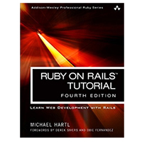 Pearson/Macmillan Books Ruby on Rails Tutorial: Learn Web Development with Rails, 4th Edition