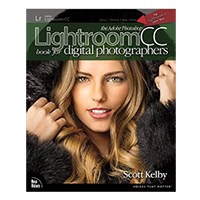Pearson/Macmillan Books The Adobe Photoshop Lightroom CC Book for Digital Photographers, 1st Edition