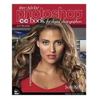 Pearson/Macmillan Books The Adobe Photoshop CC Book for Digital Photographers, 1st Edition