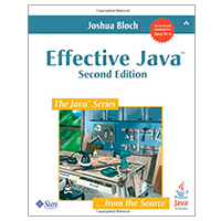 Addison-Wesley Effective Java, 2nd Edition