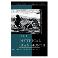 Addison-Wesley MYTHICAL MAN-MONTH 2/E