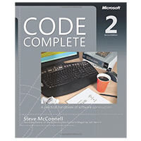 Microsoft Press CODE COMPLETE 2/E