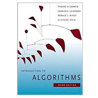 MIT Press INTRO TO ALGORITHMS 3/E