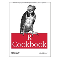 O'Reilly R Cookbook: Proven Recipes for Data Analysis