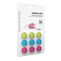 BlueLounge Design Cabledrop Mini 9-pack