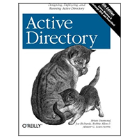 O'Reilly Active Directory: Designing, Deploying & Running Active Directory, 5th Edition