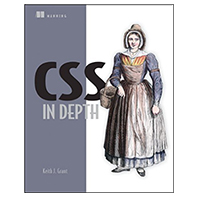 Manning Publications CSS in Depth