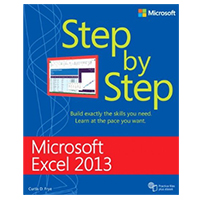 Microsoft Press Microsoft Excel 2013 Step By Step