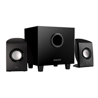 Philips 2.1ch Multimedia Speakers