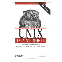 O'Reilly Unix in a Nutshell, 4th Edition