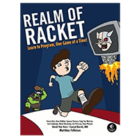 No Starch Press REALM OF RACKET