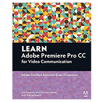 Addison-Wesley LEARN ADOBE PREMIERE PRO