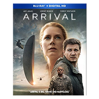 Paramount Arrival Blu-Ray