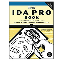 No Starch Press IDA PRO BOOK, 2ND EDITION