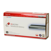 DR. Battery 4400mAh Replacement Laptop Battery for HP ENVY and Pavilion