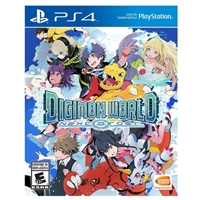 Namco Digimon World: Next Order (PS4)