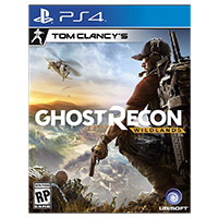 Ubisoft Tom Clancy's Ghost Recon: Wildlands Day 1 Edition (PS4)