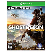 Ubisoft Tom Clancy's Ghost Recon: Wildlands Day 1 Edition (Xbox One)