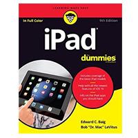 Wiley IPAD FOR DUMMIES 9/E