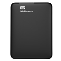 "WD Elements 750GB USB 3.0 2.5"" Portable External Hard Drive (Factory-Recertified)"
