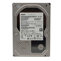 "HGST 3TB 7,200 RPM 3.5"" SATA III Internal Hard Drive (Refurbished)"