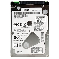 "HGST Travelstar SATA III 500GB 7,200 RPM 2.5"" Internal Notebook Hard Drive (Factory-Recertified)"