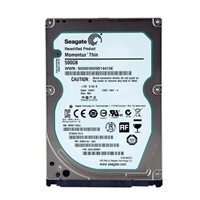 "Seagate Momentus Thin 500GB 5,400 RPM SATA III 6.0Gb/s 2.5"" Internal Notebook Hard Drive ST500LT012 (Factory Recertified)"