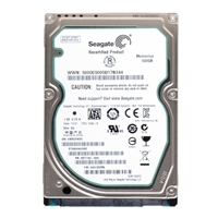 "Seagate Momentus 500GB 7,200 RPM SATA II 3Gb/s 2.5"" Internal Hard Drive ST9500423AS Factory-Recertified"