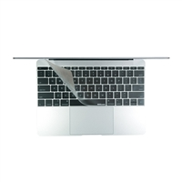 "EZQuest Inc. Invisible Keyboard Cover for MacBook Pro 13"" without Touch Bar/MacBook 12"" - Clear"